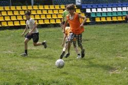 Футбол - любимый вид спорта